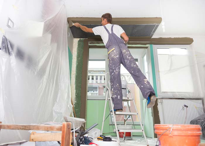plaster repair specialist in New Jersey