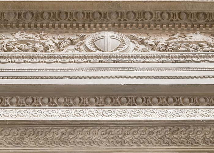 plaster crown molding in New Jersey